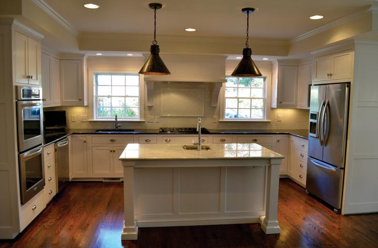 Winston salem 39 s premier custom cabinets and kitchen for Custom kitchen remodeling