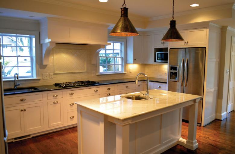 Barnsdale Kitchen | Cabinet Creations